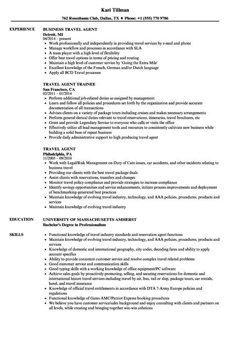 resume template travel consultant gallery certificate