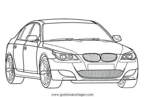 coloriage bmw  bmw coloriages des transports page