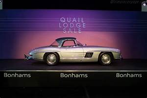 Mercedes Benz 300 SL Roadster Chassis: 198 042 10 003202 2013 Monterey Auctions