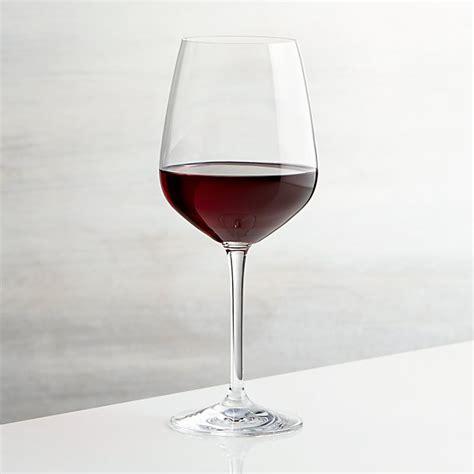 bicchieri di chagne nattie wine glass reviews crate and barrel