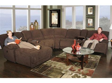 kanes furniture dimples  piece power reclining