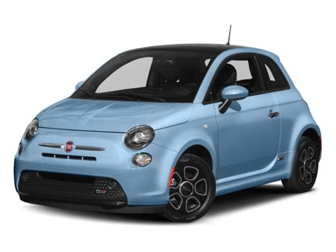 Fiat 500 Base Price by New 2017 Fiat 500e Prices Nadaguides