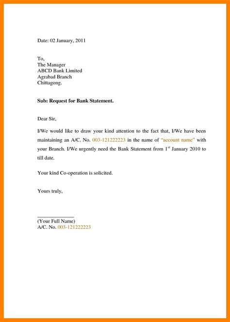 cheque book application letter format request letter