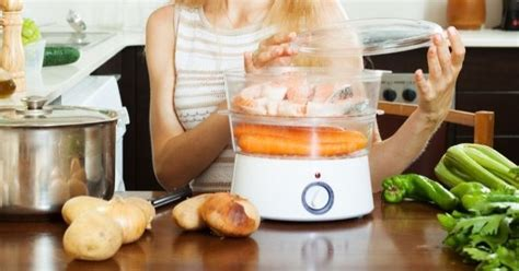 cuisiner rapidement 10 bonnes raisons de cuisiner à la vapeur cuisine az