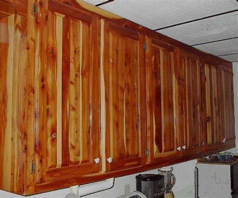 cedar wood kitchen cabinets all wood custom made furniture and trim work photos