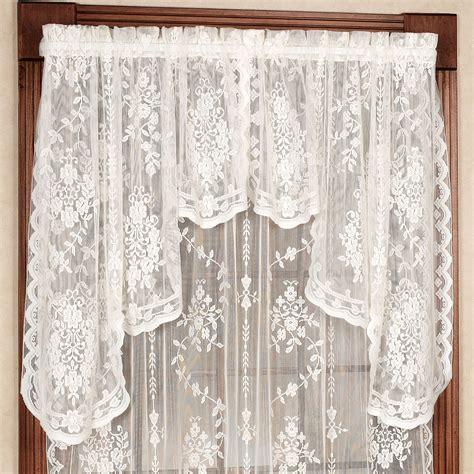 curtain enchanting lace curtain irish  adorable home