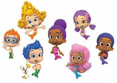Guppies Bubble Nickelodeon Season Abby Hatcher Cafe
