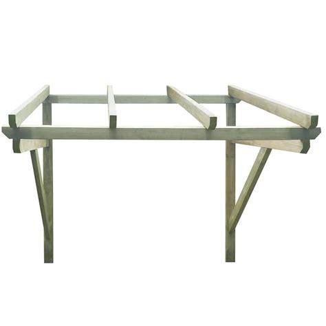 tettoia in legno per porta ingresso tettoia porta d ingresso in legno 200 x 150 x 160 cm