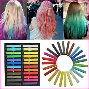 Haar Farben Haarkreide Palette Haar Kreide Frben Set
