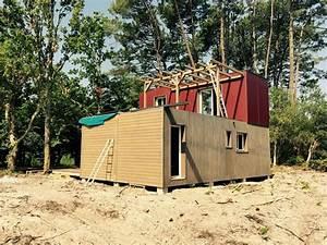 Maison Modulaire Bois : maison modulaire ossature bois ventana blog ~ Melissatoandfro.com Idées de Décoration