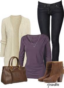 Outfits with Brown Ankle Boots
