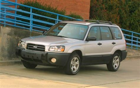 all car manuals free 2002 subaru forester windshield wipe control used 2005 subaru forester wagon pricing features edmunds