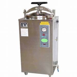 Prism Vertical Autoclave  Chamber Volume  210 Litre  Rs