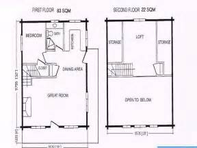 loft cabin floor plans turner falls cabins for rent 1 bedroom cabin floor plans