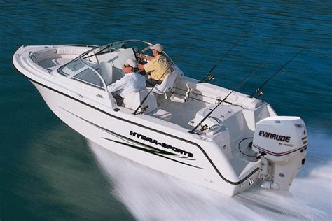 Speed Boats For Sale Ni by 2007 Hydra Sports Lightning 202dc Pictures Boat Review