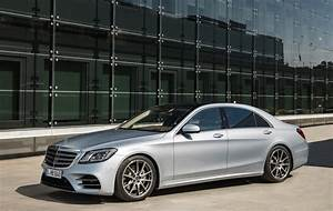 Mercedes Classe S Amg : facelifted 2018 mercedes benz s class maybach and amg ~ Melissatoandfro.com Idées de Décoration