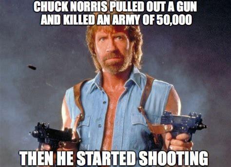 30+ Ridiculous(ly Hilarious) Chuck Norris Memes