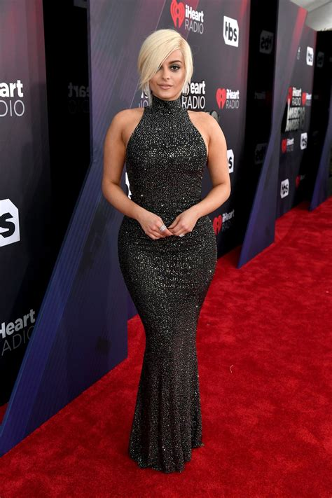 Bebe Rexha 2018 Music Awards