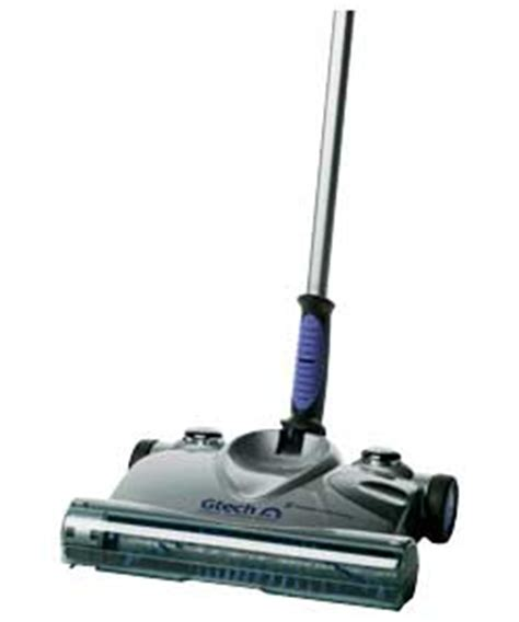 Gtech Cordless SW08 2 Speed Floor Sweeper - review ...
