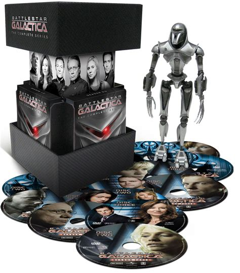 high res   battlestar galactica  complete series