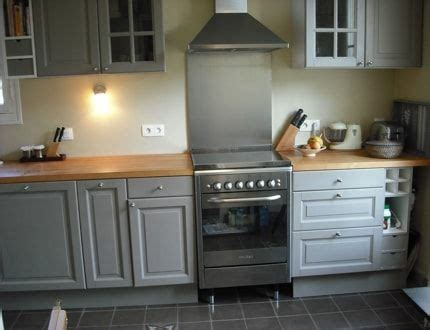 une cuisine enti 232 rement repeinte d 233 co repeindre meuble cuisine repeindre cuisine et