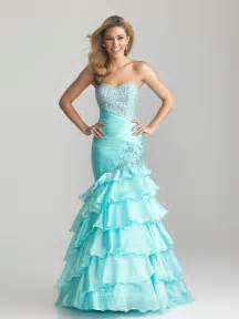 sweetheart neckline wedding dress blue organza strapless sweetheart mermaid beaded bodice