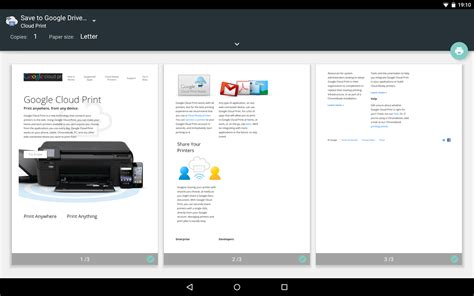 does android a cloud cloud print android apps on play