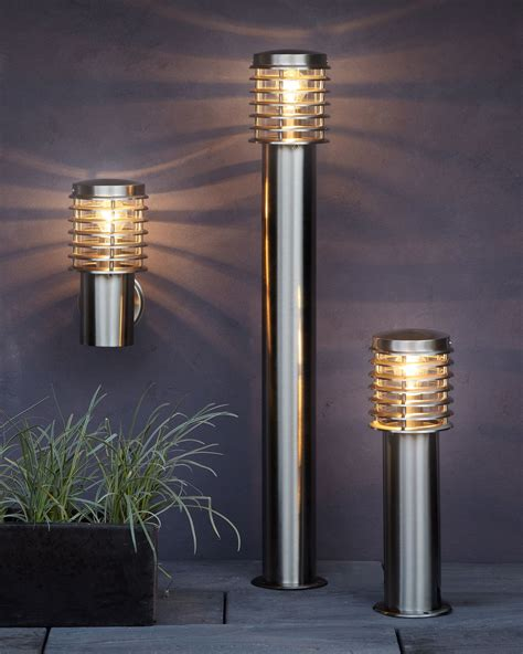 outdoor l post bulbs outdoor lighting garden solar lights