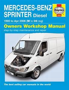Haynes Workshop Repair Manual For Mercedes