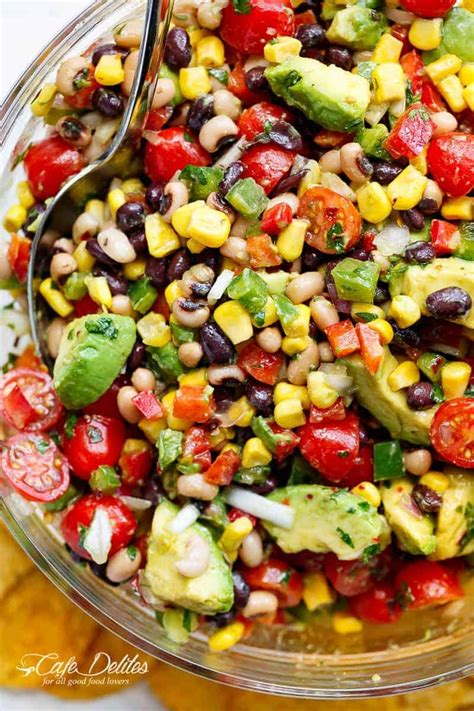 healthy salad recipes ifoodreal healthy family recipes