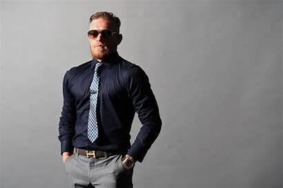 Mcgregor Conor Ufc Wallpapers Suit Suits Macgregor