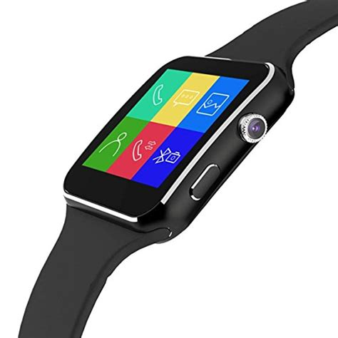 smartwatch android deyoun bluetooth smart  handy uhr