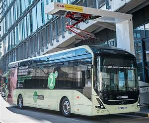 ABB powers Volvo's electric bus in UK demonstration tour