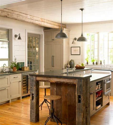 10 X 10 Kitchen Ideas - these modern rustic kitchens will make you dream comedores rústicos cocinas kitchen y comedores
