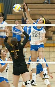 Women's volleyball heads straight into next round of ...