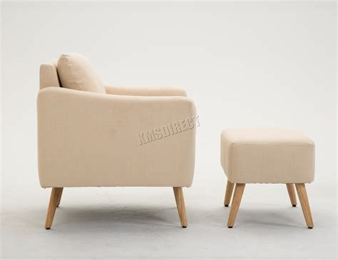Foxhunter Modern Fabric Armchair Lounge Tub Chair With