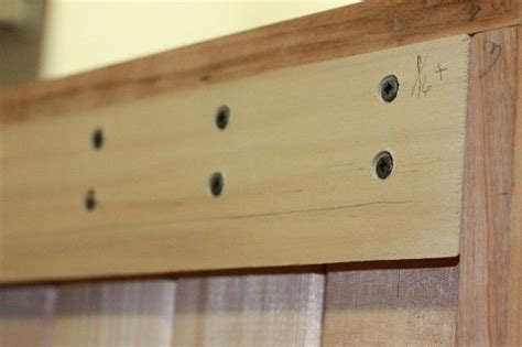 flush mount cabinet cleat french cleats french cleat