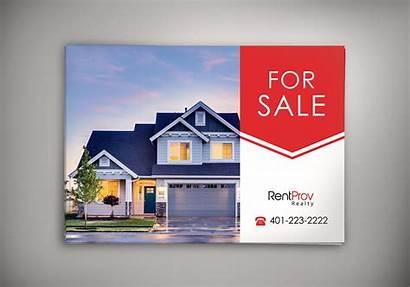 Poster Estate Realty Elegant Playful States United