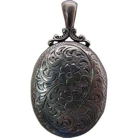 Antique Victorian Carved Sterling Silver Locket From. Name Necklace. Gothic Style Wedding Rings. Teflon Bands. Jewelry Earrings. Bridal Bracelet. Large Silver Bracelet. Onyx Stud Earrings. Zirconium Diamond1 Carat Earrings