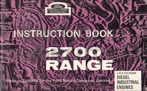 ford  range   diesel engine owners