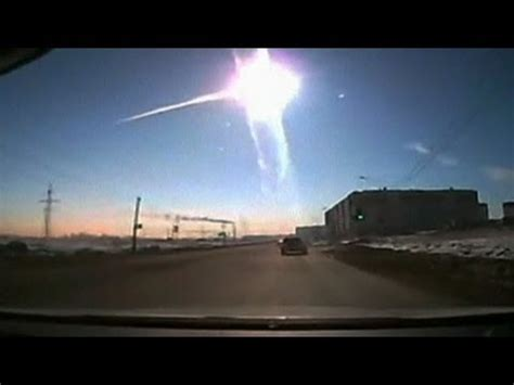 'Meteor shower' hits central Russia - no comment - YouTube