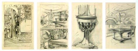 Interior And Furniture Designs (c.1900