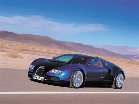 2001 Bugatti 16/4 Veyron Concept