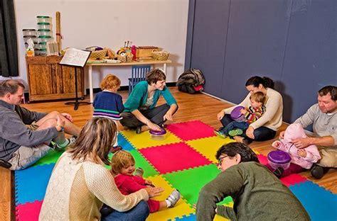 Talent Education Suzuki School by Norwalk School Adds Parent Child Class