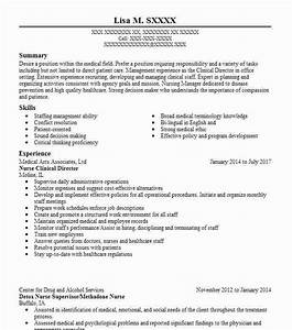 Resume For Managing Director Position Drug And Alcohol Counselor Resume Sample Livecareer