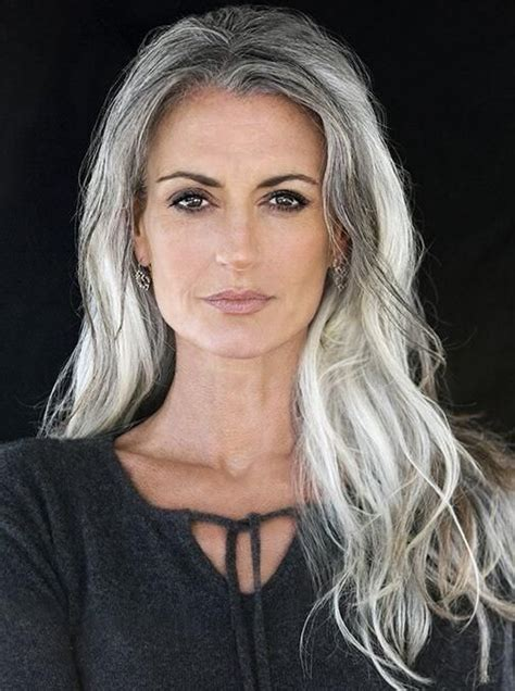Long hairstyles for older women Hairstyles in 2019