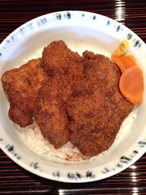 ソースカツ 丼 東京