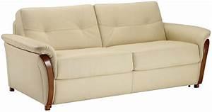 canape lit couchage quotidien pas cher canap lit trevise With canapé lit quotidien pas cher