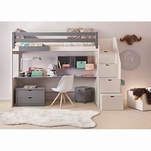 Chambre design spécial ados juniors signé Asoral lit enfant Design