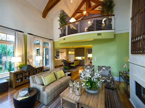 Great Room From Hgtv Dream Home
